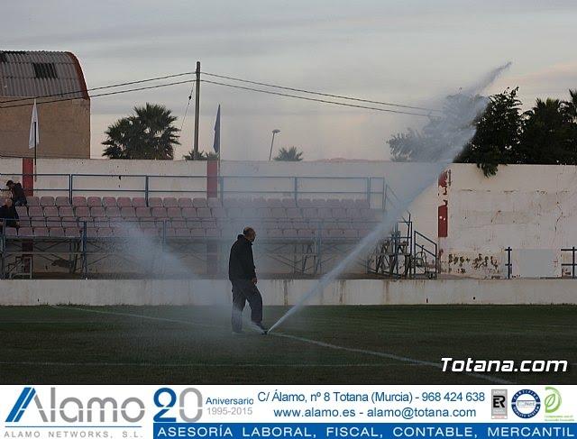 Olímpico de Totana Vs CD Algar (2-1) - 1