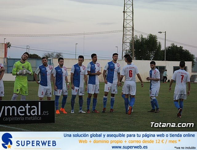 Olímpico de Totana Vs CD Algar (2-1) - 4