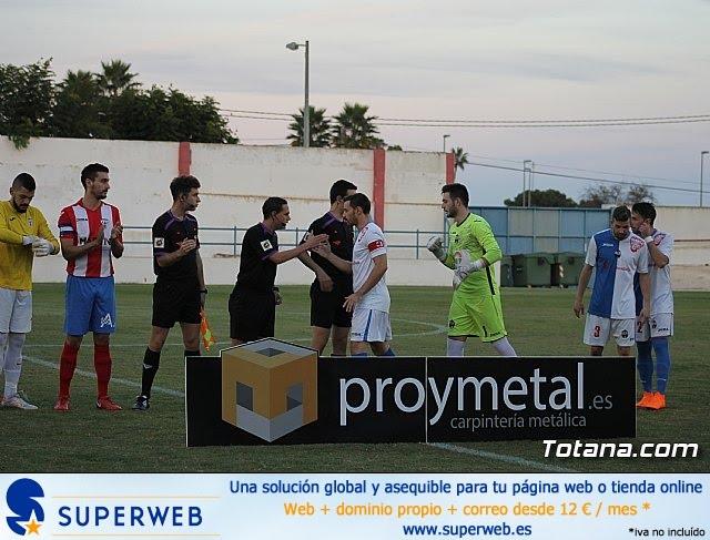 Olímpico de Totana Vs CD Algar (2-1) - 7