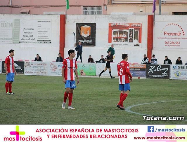 Olímpico de Totana Vs CD Algar (2-1) - 22