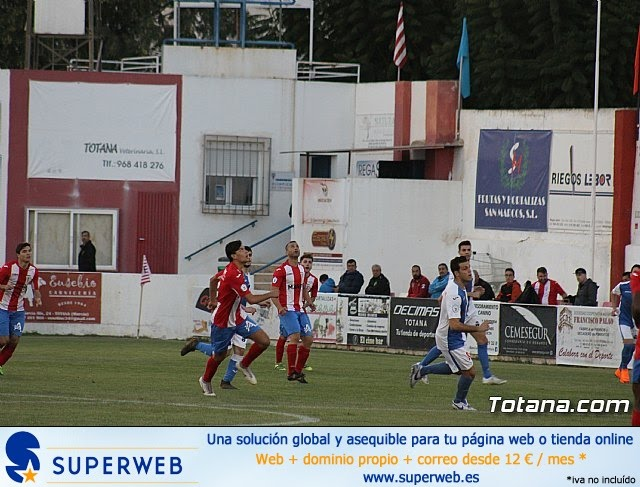 Olímpico de Totana Vs CD Algar (2-1) - 29