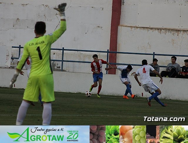 Olímpico de Totana Vs CD Algar (2-1) - 31