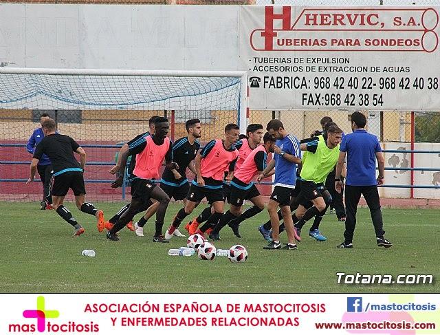 Olímpico de Totana Vs C.F. Lorca Deportiva (2-1) - 1