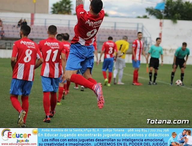 Olímpico de Totana Vs C.F. Lorca Deportiva (2-1) - 2
