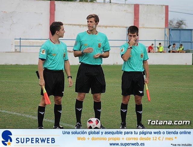 Olímpico de Totana Vs C.F. Lorca Deportiva (2-1) - 11