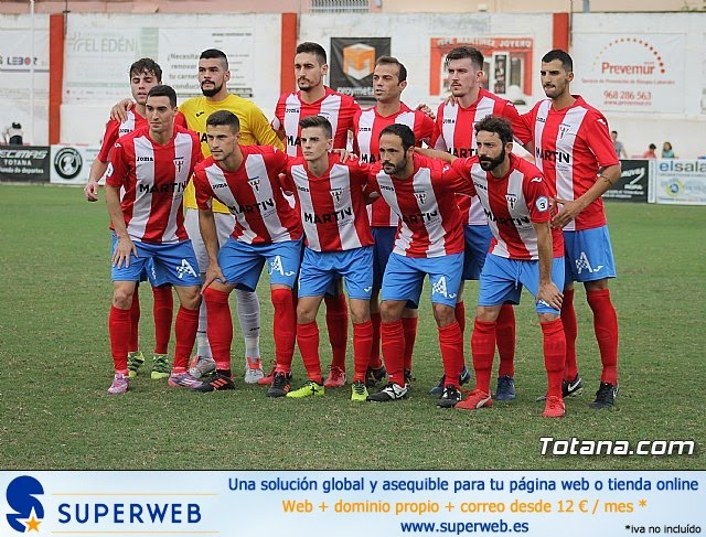 Olímpico de Totana Vs C.F. Lorca Deportiva (2-1) - 12