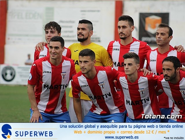 Olímpico de Totana Vs C.F. Lorca Deportiva (2-1) - 13