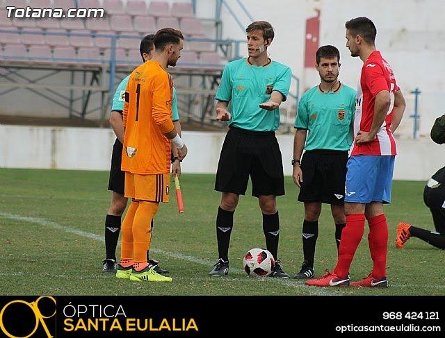 Olímpico de Totana Vs C.F. Lorca Deportiva (2-1) - 15