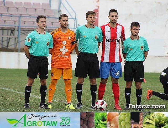 Olímpico de Totana Vs C.F. Lorca Deportiva (2-1) - 16