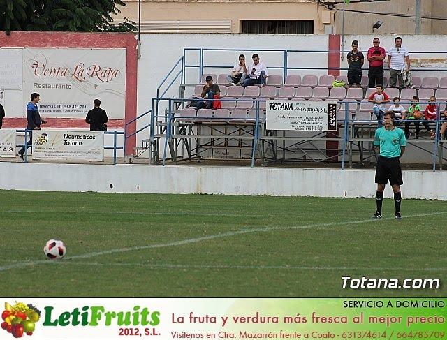 Olímpico de Totana Vs C.F. Lorca Deportiva (2-1) - 19