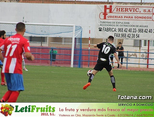 Olímpico de Totana Vs C.F. Lorca Deportiva (2-1) - 27