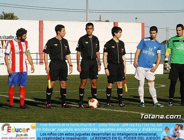 Olímpico de Totana Vs Plus Ultra (7-2) - 14