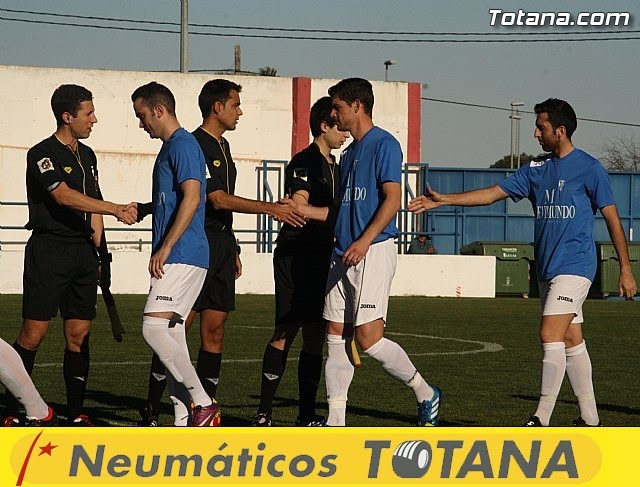 Olímpico de Totana Vs Plus Ultra (7-2) - 20
