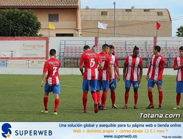 Olímpico de Totana Vs Huercal Overa CF (1-0) - 3