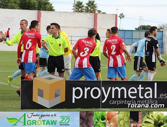 Olímpico de Totana Vs Huercal Overa CF (1-0) - 11