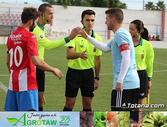 Olímpico de Totana Vs Huercal Overa CF (1-0) - 15