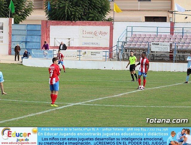 Olímpico de Totana Vs Huercal Overa CF (1-0) - 21
