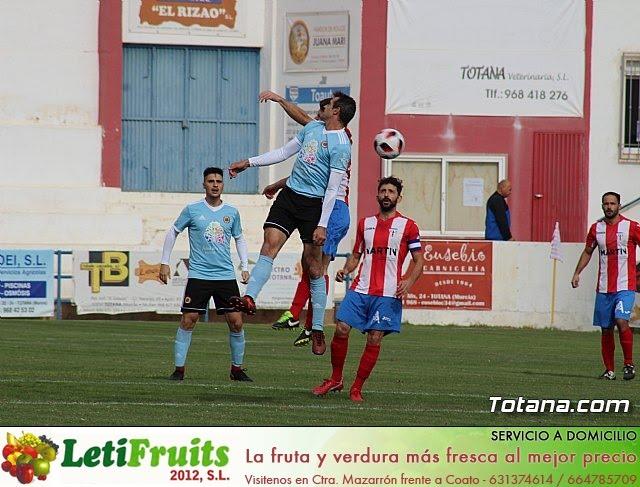 Olímpico de Totana Vs Huercal Overa CF (1-0) - 27