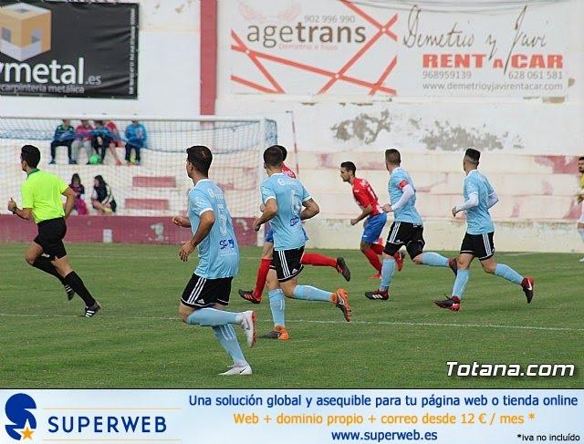 Olímpico de Totana Vs Huercal Overa CF (1-0) - 28