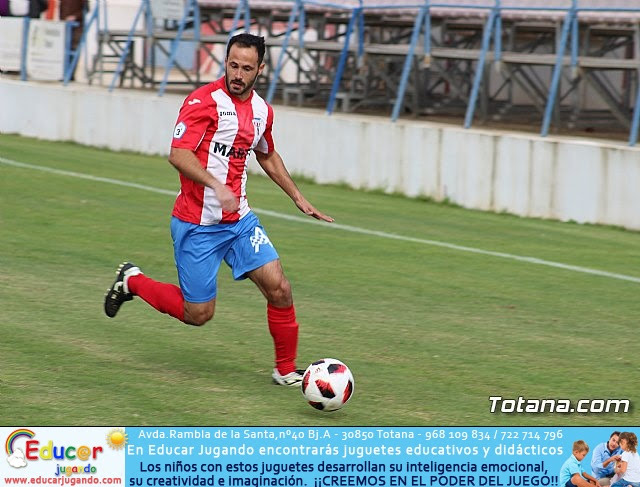Olímpico de Totana Vs Huercal Overa CF (1-0) - 29