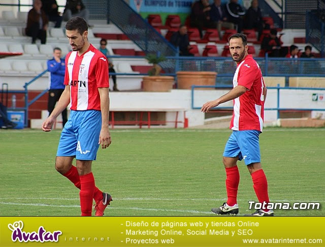 Olímpico de Totana Vs Huercal Overa CF (1-0) - 34