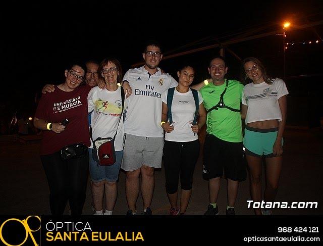 Ruta Senderista Nocturna. Fiestas de El Paretón-Cantareros 2018 - 12