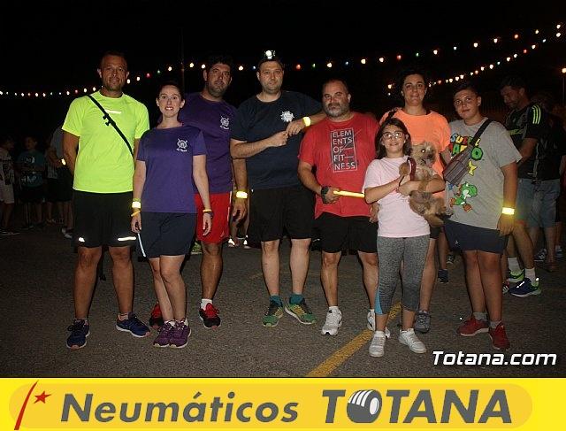 Ruta Senderista Nocturna. Fiestas de El Paretón-Cantareros 2018 - 16