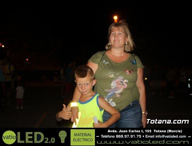 Ruta Senderista Nocturna. Fiestas de El Paretón-Cantareros 2018 - 23