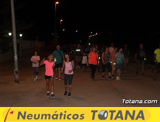 Ruta Senderista Nocturna. Fiestas de El Paretón-Cantareros 2018 - 25