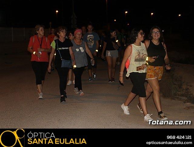 Ruta Senderista Nocturna. Fiestas de El Paretón-Cantareros 2018 - 29