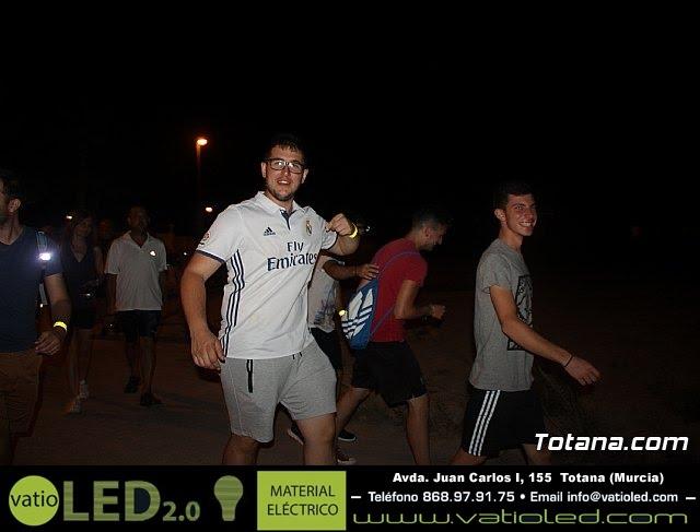 Ruta Senderista Nocturna. Fiestas de El Paretón-Cantareros 2018 - 34