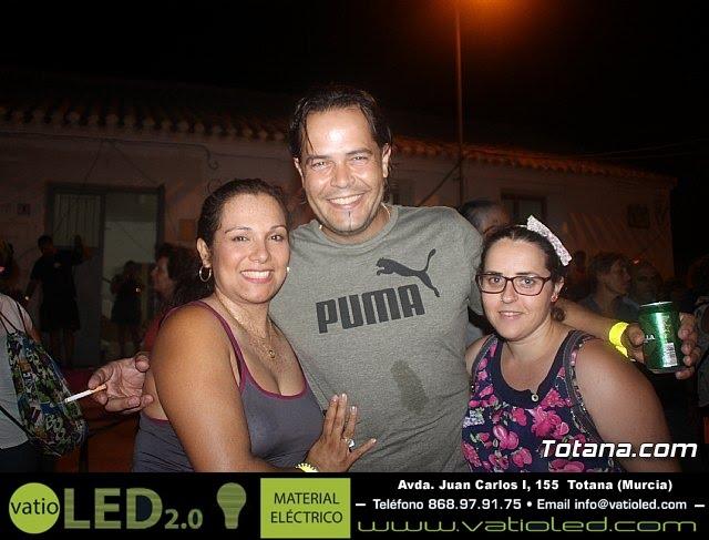 Ruta Senderista Nocturna. Fiestas de El Paretón-Cantareros 2018 - 54