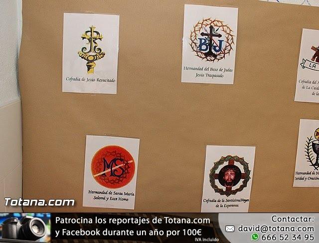 Procesión infantil Colegio Santa Eulalia - Semana Santa 2013 - 3