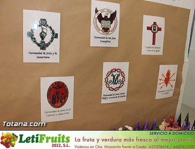 Procesión infantil Colegio Santa Eulalia - Semana Santa 2013 - 5