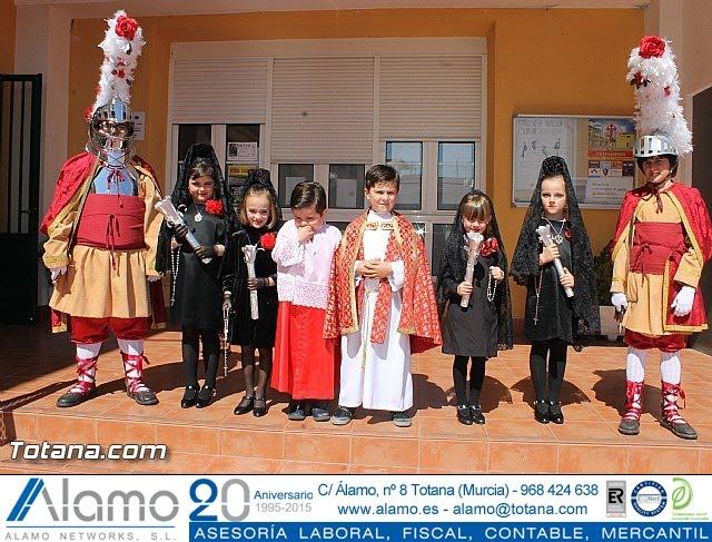 Procesión infantil Colegio Santa Eulalia - Semana Santa 2013 - 26