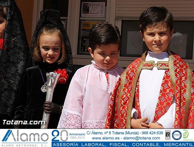 Procesión infantil Colegio Santa Eulalia - Semana Santa 2013 - 29