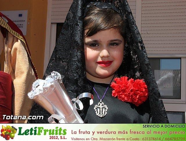 Procesión infantil Colegio Santa Eulalia - Semana Santa 2013 - 32