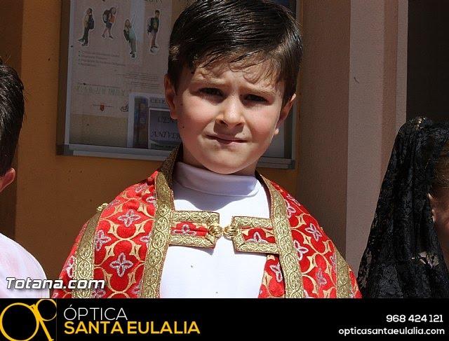 Procesión infantil Colegio Santa Eulalia - Semana Santa 2013 - 35