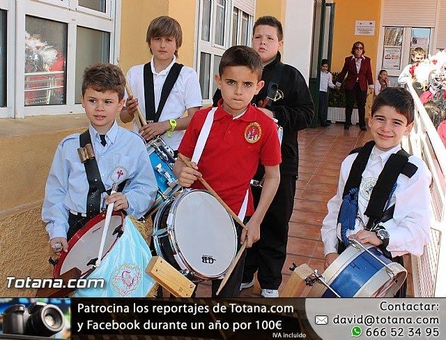 Procesión infantil Colegio Santa Eulalia - Semana Santa 2013 - 36