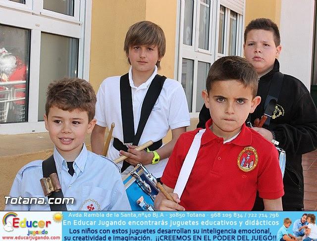 Procesión infantil Colegio Santa Eulalia - Semana Santa 2013 - 37