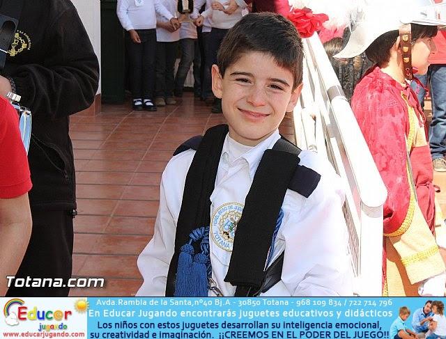 Procesión infantil Colegio Santa Eulalia - Semana Santa 2013 - 38