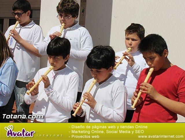 Procesión infantil Colegio Santa Eulalia - Semana Santa 2013 - 40