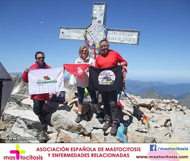 Viaje a los Pirineos, Club Senderista Totana - Verano 2013 - 3