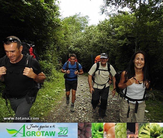 Viaje a los Pirineos, Club Senderista Totana - Verano 2013 - 4