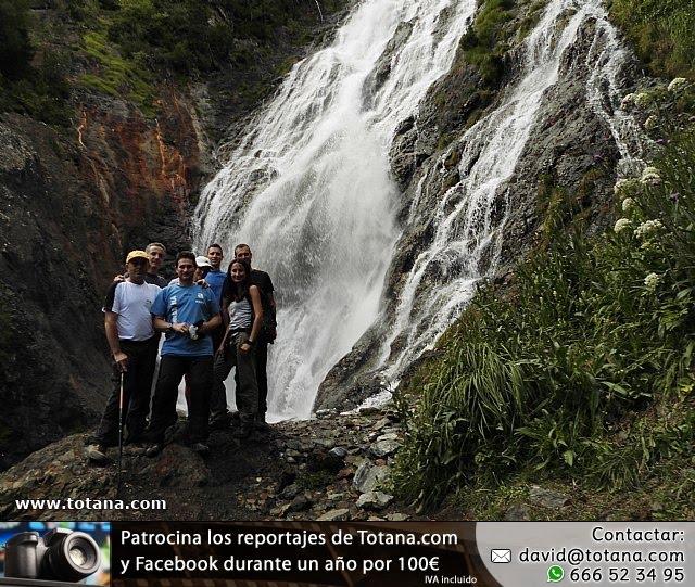 Viaje a los Pirineos, Club Senderista Totana - Verano 2013 - 5