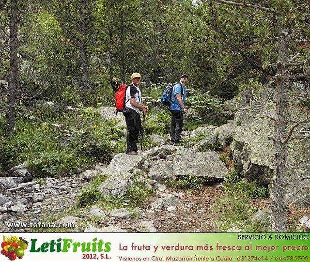 Viaje a los Pirineos, Club Senderista Totana - Verano 2013 - 7