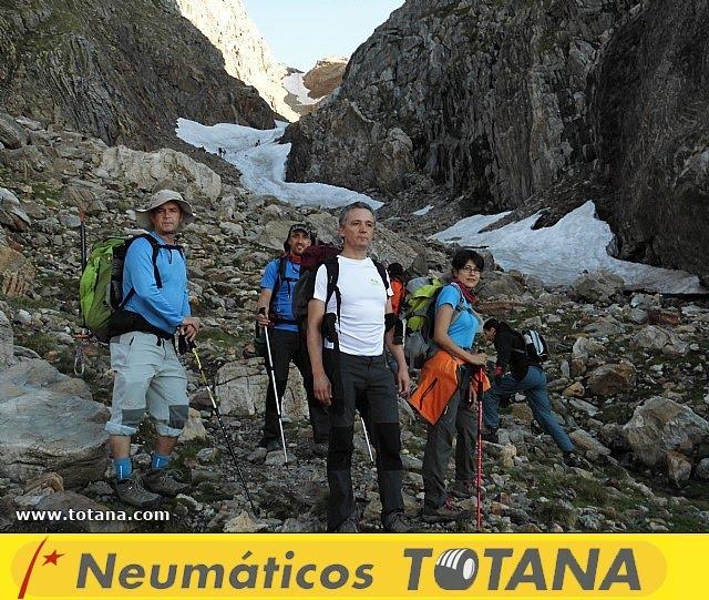 Viaje a los Pirineos, Club Senderista Totana - Verano 2013 - 11