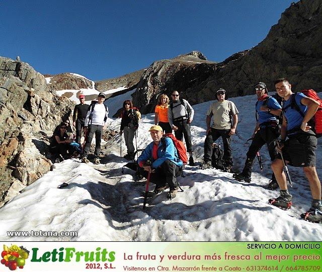 Viaje a los Pirineos, Club Senderista Totana - Verano 2013 - 13