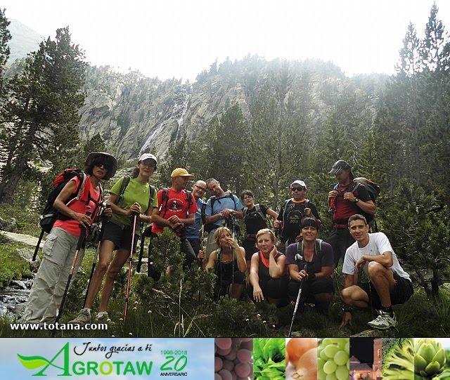 Viaje a los Pirineos, Club Senderista Totana - Verano 2013 - 16