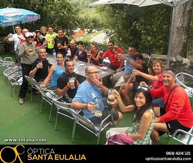 Viaje a los Pirineos, Club Senderista Totana - Verano 2013 - 18